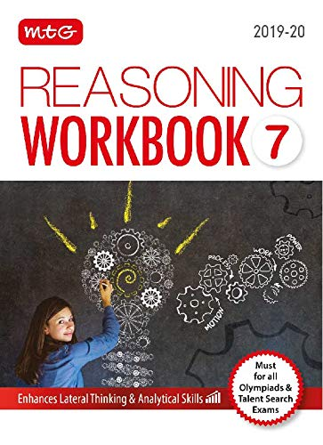 Olympiad Reasoning Workbook - Class 7