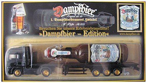 Preisvergleich Produktbild Dampfbierbrauerei Zwiesel Nr. 05 - Dampfbier - MAN - Sattelzug mit Flasche
