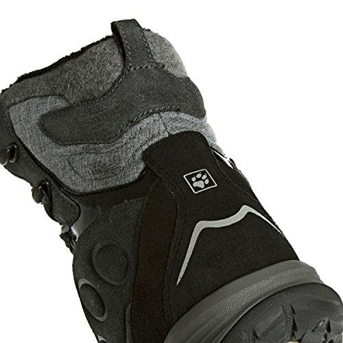 Jack Wolfskin Damen Vancouver Texapore High W Trekking-& Wanderstiefel Grau (Dark Iron)