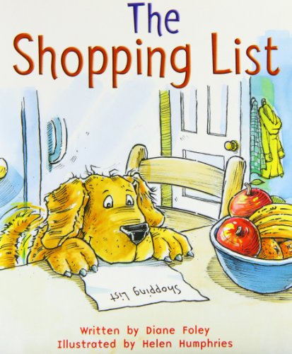 The Shopping List (17) (Storyteller)