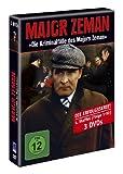 Major Zeman: Die Kriminalfälle des Majors Zeman - 1. Staffel [3 DVDs]
