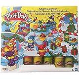 Hasbro Play Doh Deluxe 2017 Kids Childrens Christmas Xmas Advent Calendar