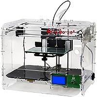 Colido col3d-lmd116x 3D Drucker, 22,5cm x 14,5cm x 14cm, Befestigung ohne Nagellack