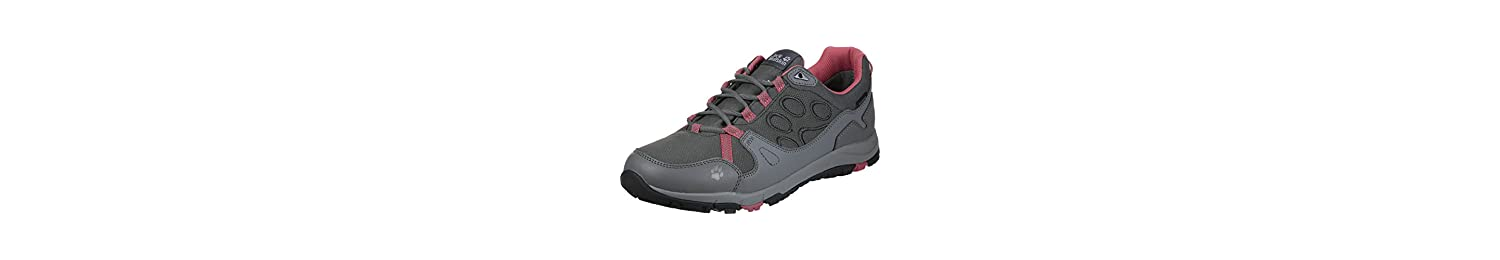 Jack Wolfskin Womens/Ladies Activate Texapore Low Lightweight Trainers -