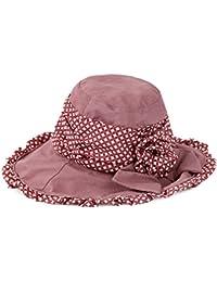 Sombrero Señora otoño Sombra protección Sombrero del Sol Sombrero de  Mediana Edad de la Madre Sombrero de paño la versión Coreana… cada33ac21f