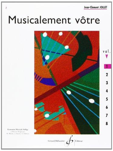 Musicalement Votre Volume 1
