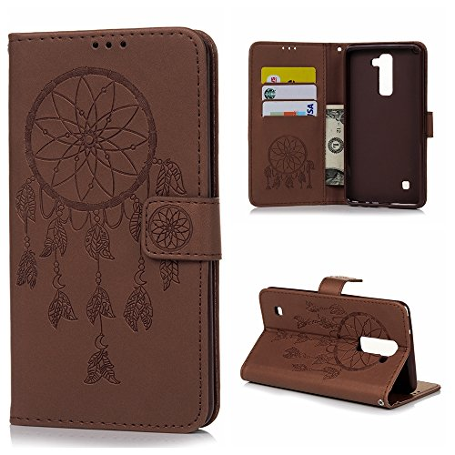 lg-ls775-case-maxfeco-frosted-leaf-wind-chimes-pattern-embossed-pu-leather-case-with-flexible-tpu-in