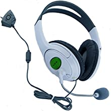 XBOX 360 PC Gaming Headset Headphones with MIC for Gamers | Professional Gaming Accessories by iChoose®