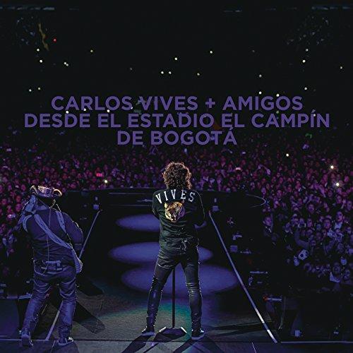 Carlos Vives + Amigos Desde el...