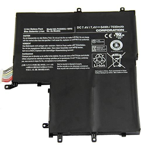 XITAI 7.4V 54Wh 7030mAh PA5065U-1BRS P000561920 Ersatz Laptop Akku für Toshiba Satellite U845W U840W-S400 Series MEHRWEG -