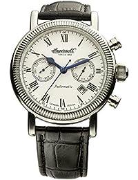 Ingersoll Unisex-Armbanduhr Analog Automatik IN1828WHR