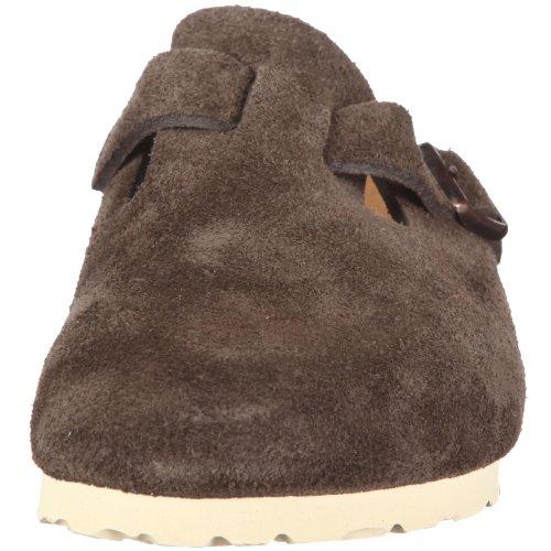 Birkenstock BOSTON VL 59293, Unisex - Erwachsene Clogs & Pantoletten Mocca