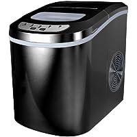 Jago Macchina produttore ghiaccio macchina cubetti di ghiaccio ice maker colore a scelta (nero)