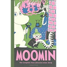 Moomin: The Complete Tove Jansson Comic Strip - Book Two by Tove Jansson (2007-10-30)