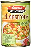 Sonnen Bassermann Minestrone-Suppe, vegan, 6er Pack (6 x 400 ml)
