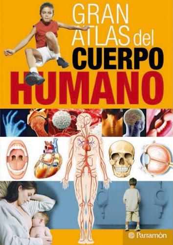 GRAN ATLAS DEL CUERPO HUMANO (Grandes atlas) por Gustavo Regalado Navarro