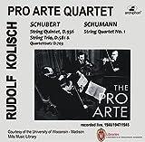 Kolisch-Pro Arte Rarities: Schubert & Schumann (Historical Recordings)