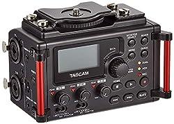 Tascam DR-60DMKII - Portable linear PCM Stereo Recorder for DSLR