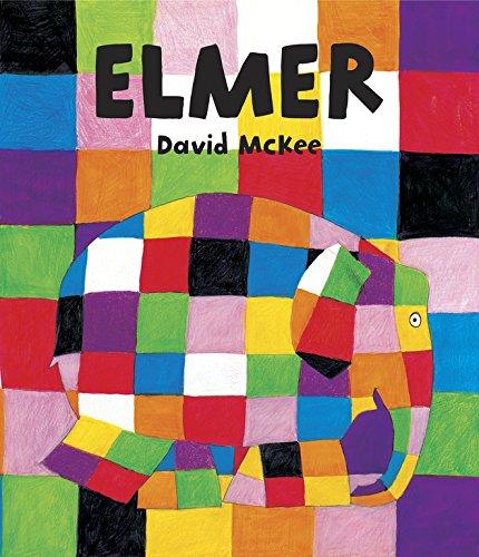 Elmer (edición especial con juego de memoria) (Elmer. Álbum ilustrado) por David McKee