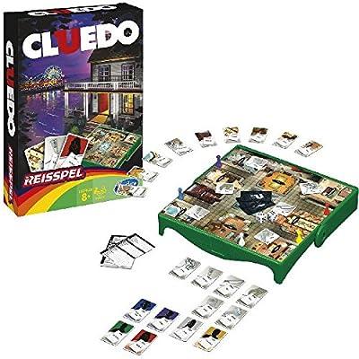 Hasbro Jeu 0607011Voyage Cluedo