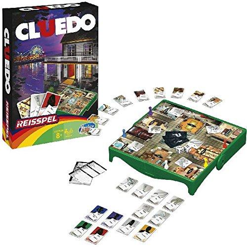 Hasbro 0607011Viaje Juego Cluedo