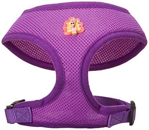 Mirage Pet Products Türkei Chipper Geschirr, Medium, Violett/Pink