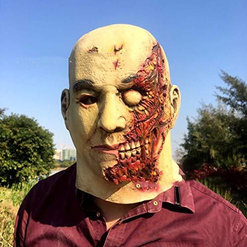 st Maske Resident Bösen Tyrannen Maske,Photocolor,Onesize ()