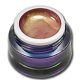 RM Beautynails Premium Metallic UV Farbgel Rose Gold 5ml UV-Gel Profifarbgel kein absenken der Pigmente sehr hohe Deckkraft