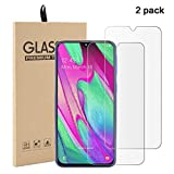 High Impact & Scratch Protection 99.9% Higher transparency, increased strength and with a thinner profile than other tempered glass screen protectors, this screen protector is impossible to scratch and will protect your phone screen from breaking...