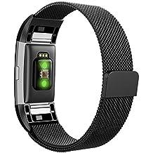 Farbe schwarz Fitness Armband aus Silikon