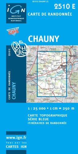 Chauny GPS: IGN2510E par IGN