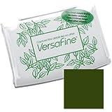 Olympia vert versafine tsukineko tampon fine détail pigment tintenkissen pour tampons séchage rapide