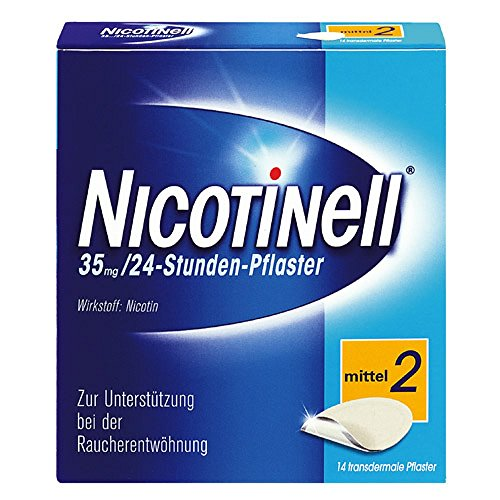 Nicotinell 35 mg 24-Stunden-Pflaster, 14 St