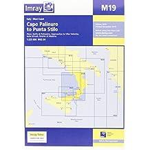 Imray Chart M19: Capo Palinuro to Punta Stilo