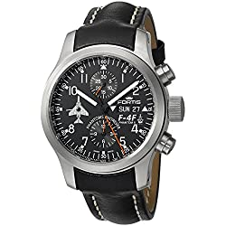 Fortis Phantom F 4 °F Phorever Chronograph Automatic 635.10.91 Groovy