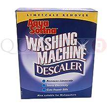 Aqua Softna cal Lavadora/lavavajillas descalcificador, 1kg