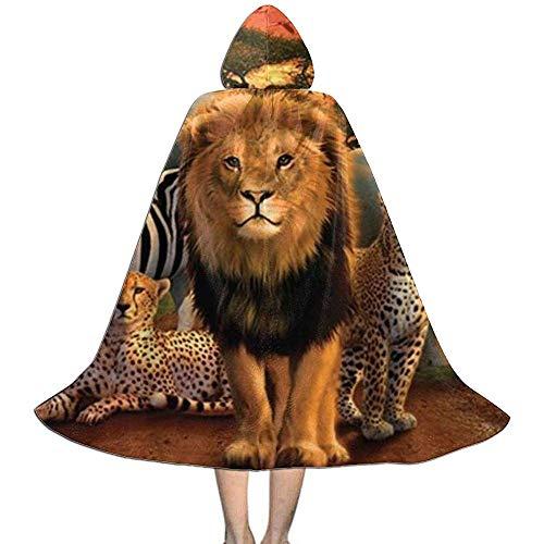 BYME Afrika königreich Kindermantel in Halloween Rollenspiele - Spielzeug Königreich Kostüm