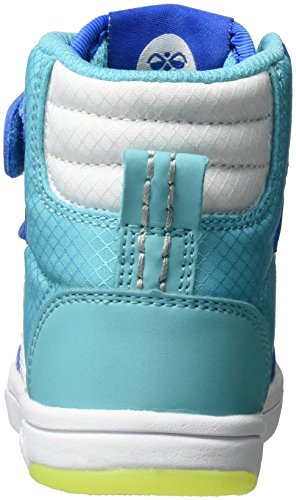 Hummel Unisex-Kinder Stadil Ripstop Jr High-Top Blau (Imperial Blue)