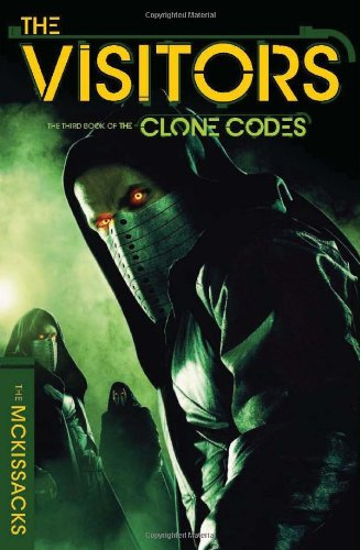 The Visitor (Clone Codes, Band 3)