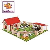 Eichhorn 100004304 - kleiner Bauernhof, 21-teilig 39 x 36 cm