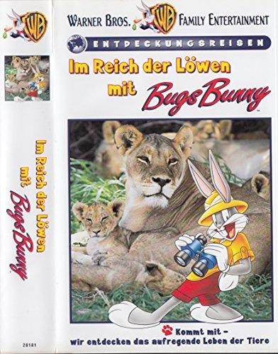 Reich Bug (Im Reich der Löwen mit Bugs Bunny [VHS])