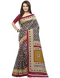 Samskruti Sarees Art Silk Saree (Syuv-207_Grey)