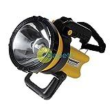 Dapetz Wiederaufladbare Taschenlampe 2 Millionen Lichtstärke - 300 Lumen im Auto Ladegeräte Enthalten