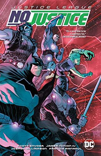 Preisvergleich Produktbild Justice League: No Justice (JLA (Justice League of America))