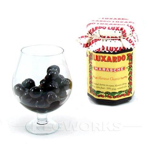 luxardo-gourmet-maraschino-cherries-400g-jar-with-5-oz-regans-orange-bitters-by-luxardo