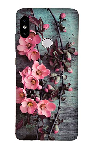 Aarfa Slimfit Durable Printed Hard Case for Redmi Note 5 Pro (Art Pattern)