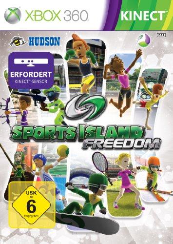Gebraucht, Sports Island Freedom (Kinect erforderlich) gebraucht kaufen  Wird an jeden Ort in Deutschland