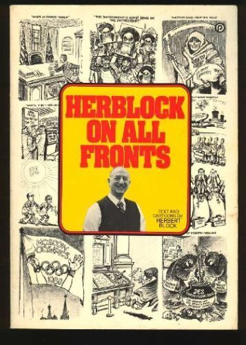 Title: Herblock on All Fronts A Plume book