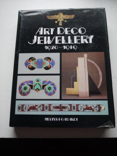 Art Deco Jewellery, 1920-1949 (1920 Modeschmuck)