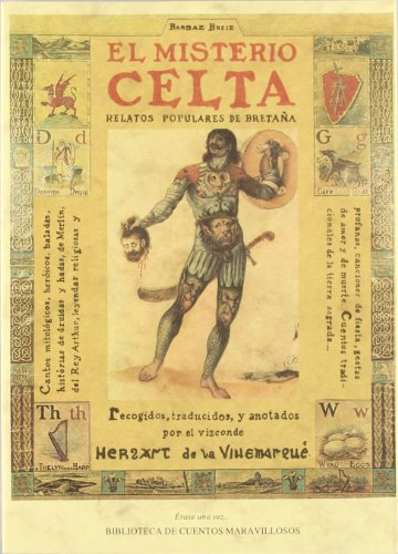 El misterio celta. relatos populares de bretaña por Barbaz Breiz